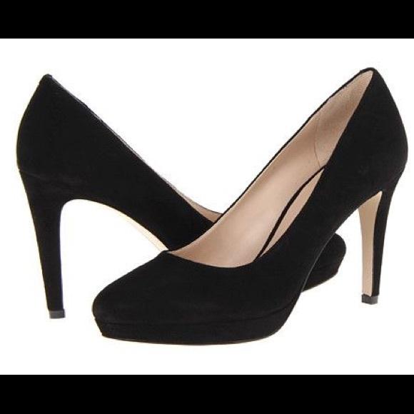 3 Inch Black Heels